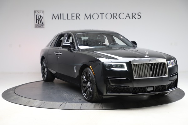 New 2021 Rolls-Royce Ghost for sale $374,150 at Bentley Greenwich in Greenwich CT 06830 12