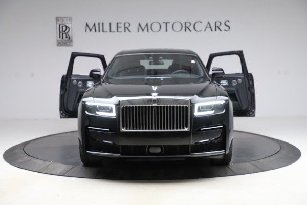 New 2021 Rolls-Royce Ghost for sale $374,150 at Bentley Greenwich in Greenwich CT 06830 13