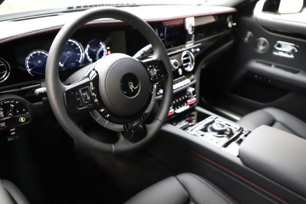 New 2021 Rolls-Royce Ghost for sale $374,150 at Bentley Greenwich in Greenwich CT 06830 16