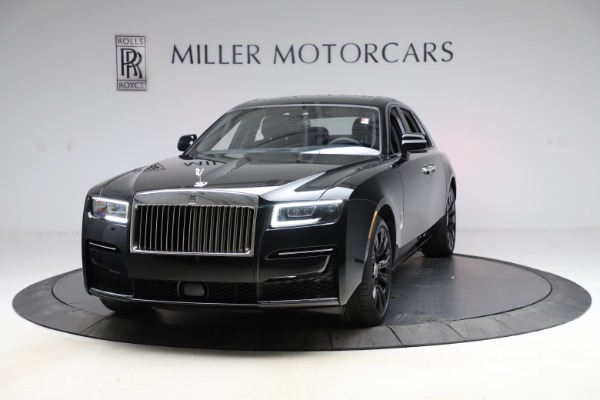 New 2021 Rolls-Royce Ghost for sale $374,150 at Bentley Greenwich in Greenwich CT 06830 2