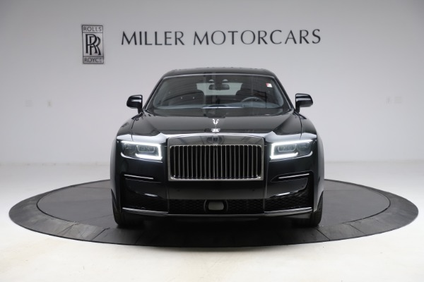 New 2021 Rolls-Royce Ghost for sale $374,150 at Bentley Greenwich in Greenwich CT 06830 3