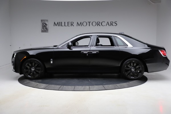 New 2021 Rolls-Royce Ghost for sale $374,150 at Bentley Greenwich in Greenwich CT 06830 4