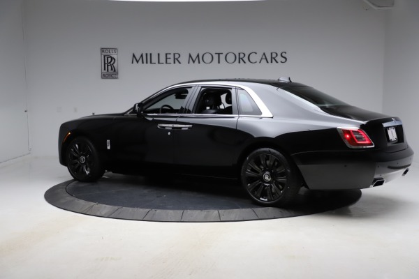 New 2021 Rolls-Royce Ghost for sale $374,150 at Bentley Greenwich in Greenwich CT 06830 5