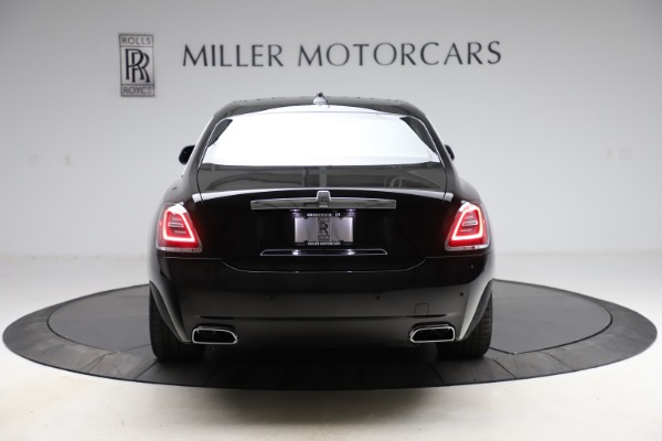 New 2021 Rolls-Royce Ghost for sale $374,150 at Bentley Greenwich in Greenwich CT 06830 7