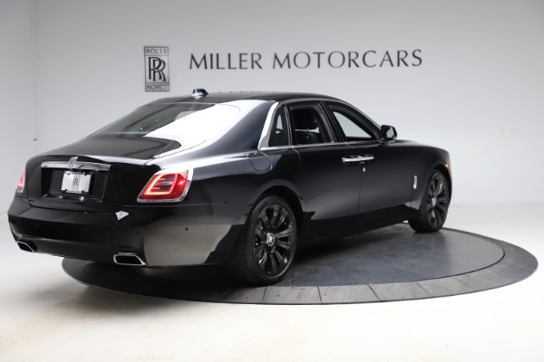 New 2021 Rolls-Royce Ghost for sale $374,150 at Bentley Greenwich in Greenwich CT 06830 9