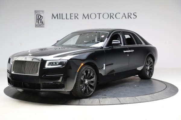 New 2021 Rolls-Royce Ghost for sale $374,150 at Bentley Greenwich in Greenwich CT 06830 1