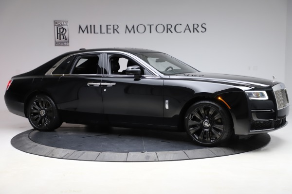 New 2021 Rolls-Royce Ghost for sale $370,650 at Bentley Greenwich in Greenwich CT 06830 11