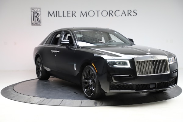 New 2021 Rolls-Royce Ghost for sale $370,650 at Bentley Greenwich in Greenwich CT 06830 12
