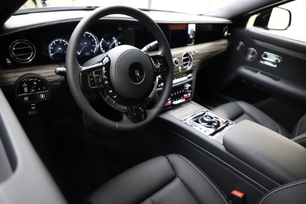 New 2021 Rolls-Royce Ghost for sale $370,650 at Bentley Greenwich in Greenwich CT 06830 15
