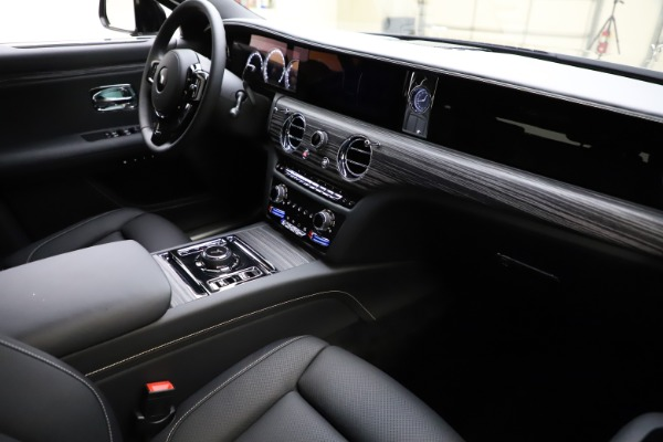 New 2021 Rolls-Royce Ghost for sale $370,650 at Bentley Greenwich in Greenwich CT 06830 16