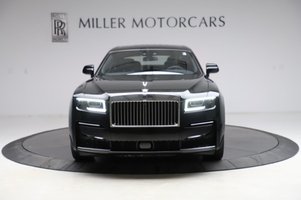 New 2021 Rolls-Royce Ghost for sale $370,650 at Bentley Greenwich in Greenwich CT 06830 2