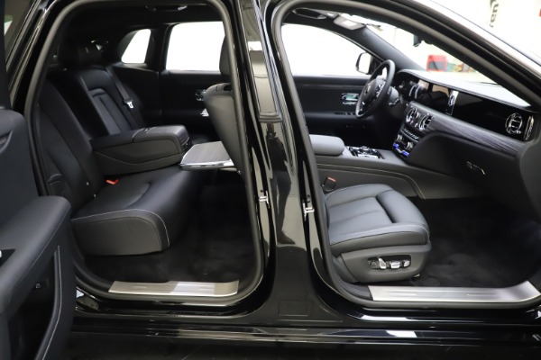 New 2021 Rolls-Royce Ghost for sale $370,650 at Bentley Greenwich in Greenwich CT 06830 21