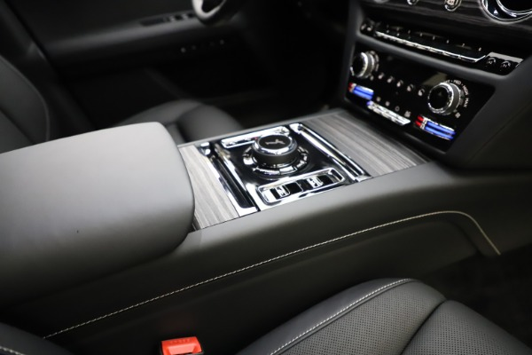 New 2021 Rolls-Royce Ghost for sale $370,650 at Bentley Greenwich in Greenwich CT 06830 23