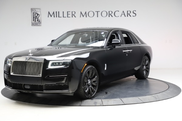New 2021 Rolls-Royce Ghost for sale $370,650 at Bentley Greenwich in Greenwich CT 06830 3