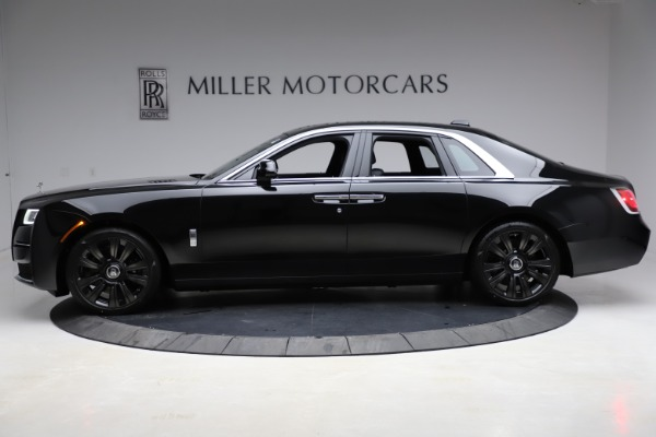New 2021 Rolls-Royce Ghost for sale $370,650 at Bentley Greenwich in Greenwich CT 06830 4