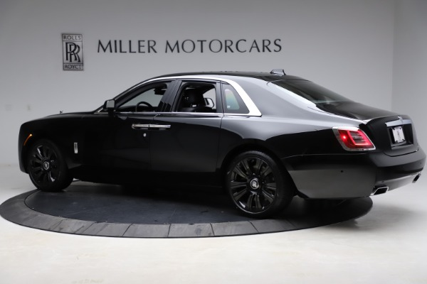 New 2021 Rolls-Royce Ghost for sale $370,650 at Bentley Greenwich in Greenwich CT 06830 5
