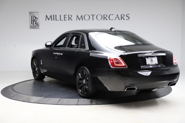 New 2021 Rolls-Royce Ghost for sale $370,650 at Bentley Greenwich in Greenwich CT 06830 6