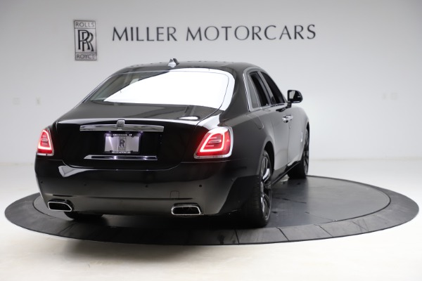 New 2021 Rolls-Royce Ghost for sale $370,650 at Bentley Greenwich in Greenwich CT 06830 8