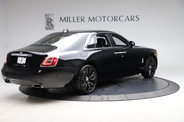 New 2021 Rolls-Royce Ghost for sale $370,650 at Bentley Greenwich in Greenwich CT 06830 9