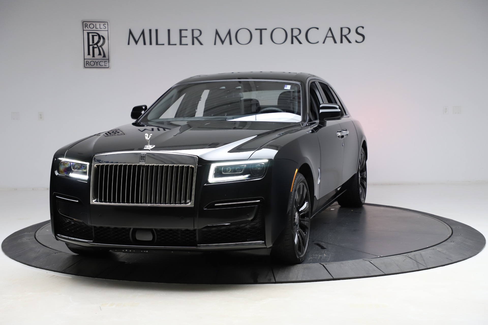 New 2021 Rolls-Royce Ghost for sale $370,650 at Bentley Greenwich in Greenwich CT 06830 1