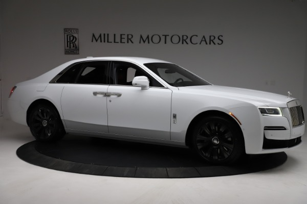 New 2021 Rolls-Royce Ghost for sale $390,400 at Bentley Greenwich in Greenwich CT 06830 11