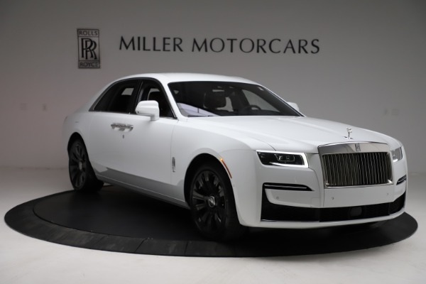 New 2021 Rolls-Royce Ghost for sale $390,400 at Bentley Greenwich in Greenwich CT 06830 12
