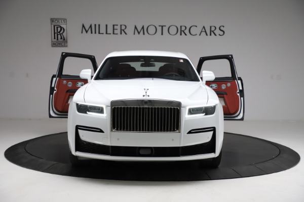 New 2021 Rolls-Royce Ghost for sale $390,400 at Bentley Greenwich in Greenwich CT 06830 13