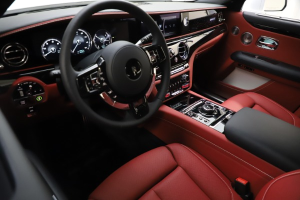 New 2021 Rolls-Royce Ghost for sale $390,400 at Bentley Greenwich in Greenwich CT 06830 16