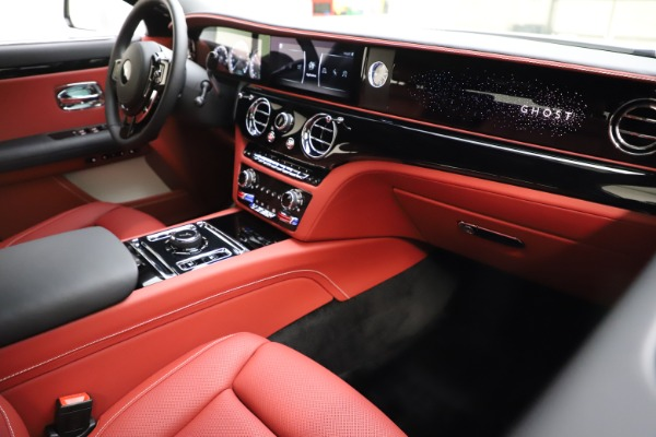 New 2021 Rolls-Royce Ghost for sale $390,400 at Bentley Greenwich in Greenwich CT 06830 17
