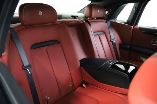 New 2021 Rolls-Royce Ghost for sale $390,400 at Bentley Greenwich in Greenwich CT 06830 18