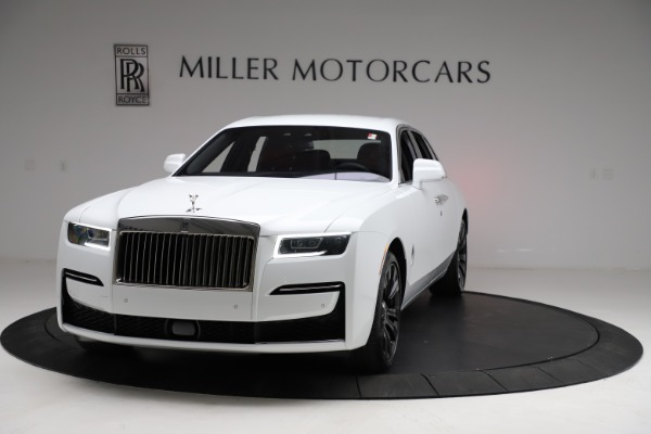 New 2021 Rolls-Royce Ghost for sale $390,400 at Bentley Greenwich in Greenwich CT 06830 2