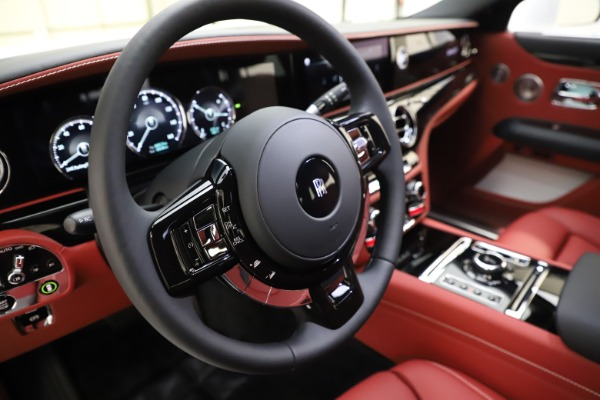 New 2021 Rolls-Royce Ghost for sale $390,400 at Bentley Greenwich in Greenwich CT 06830 23