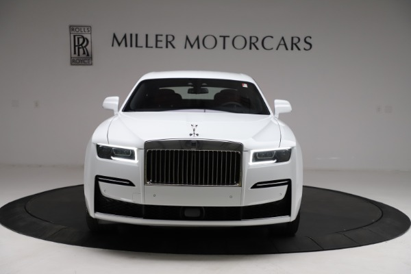 New 2021 Rolls-Royce Ghost for sale $390,400 at Bentley Greenwich in Greenwich CT 06830 3