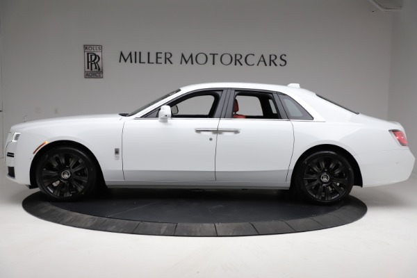 New 2021 Rolls-Royce Ghost for sale $390,400 at Bentley Greenwich in Greenwich CT 06830 4