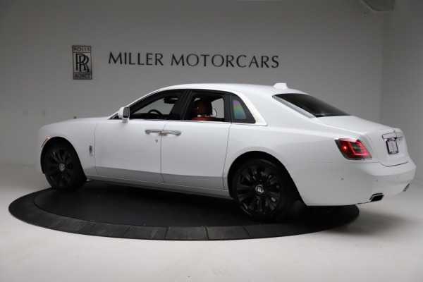 New 2021 Rolls-Royce Ghost for sale $390,400 at Bentley Greenwich in Greenwich CT 06830 5