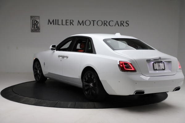New 2021 Rolls-Royce Ghost for sale $390,400 at Bentley Greenwich in Greenwich CT 06830 6