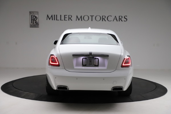 New 2021 Rolls-Royce Ghost for sale $390,400 at Bentley Greenwich in Greenwich CT 06830 7