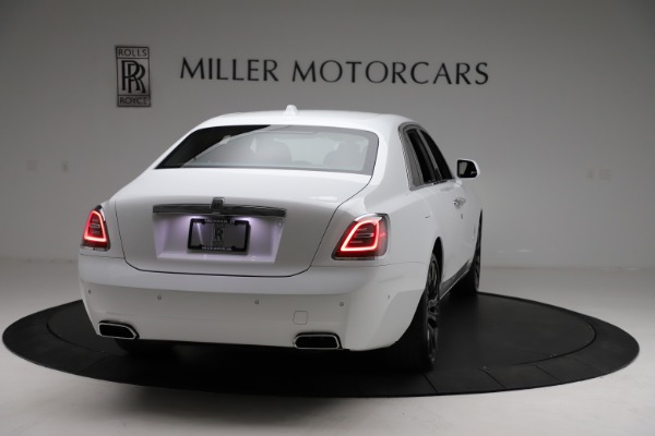 New 2021 Rolls-Royce Ghost for sale $390,400 at Bentley Greenwich in Greenwich CT 06830 8