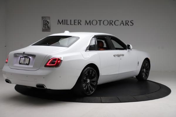 New 2021 Rolls-Royce Ghost for sale $390,400 at Bentley Greenwich in Greenwich CT 06830 9