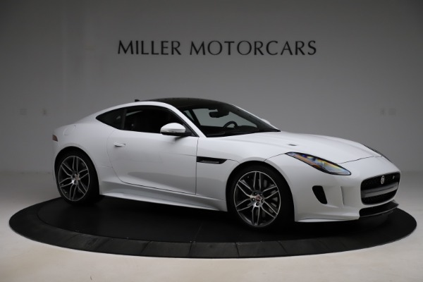 Used 2016 Jaguar F-TYPE R for sale $58,900 at Bentley Greenwich in Greenwich CT 06830 10