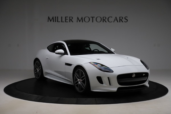 Used 2016 Jaguar F-TYPE R for sale $58,900 at Bentley Greenwich in Greenwich CT 06830 11