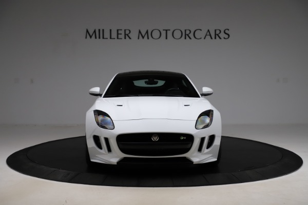 Used 2016 Jaguar F-TYPE R for sale $58,900 at Bentley Greenwich in Greenwich CT 06830 12