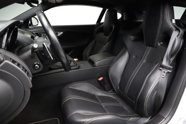 Used 2016 Jaguar F-TYPE R for sale $58,900 at Bentley Greenwich in Greenwich CT 06830 15