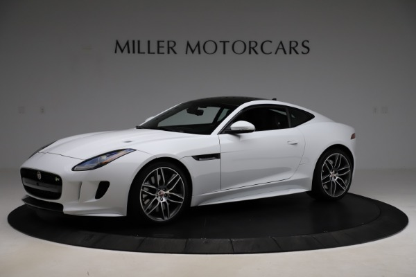 Used 2016 Jaguar F-TYPE R for sale $58,900 at Bentley Greenwich in Greenwich CT 06830 2