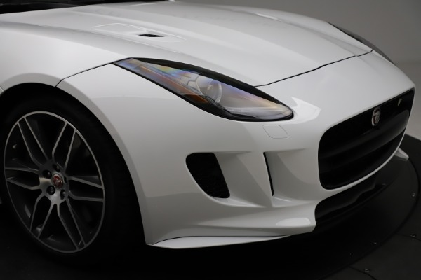 Used 2016 Jaguar F-TYPE R for sale $58,900 at Bentley Greenwich in Greenwich CT 06830 27