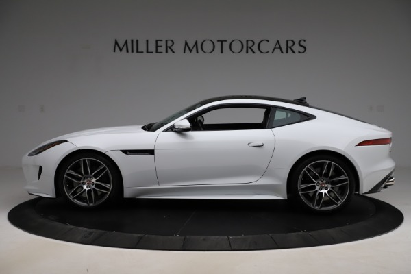 Used 2016 Jaguar F-TYPE R for sale $58,900 at Bentley Greenwich in Greenwich CT 06830 3