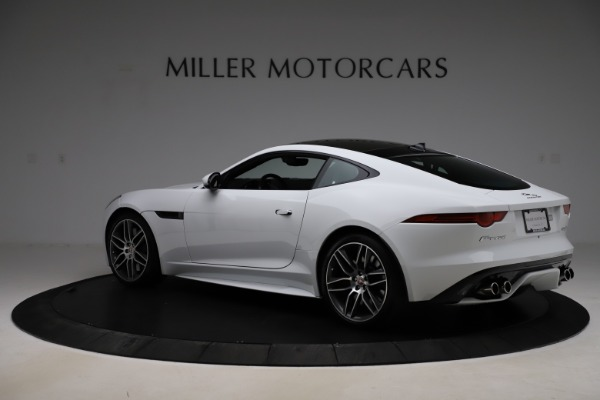 Used 2016 Jaguar F-TYPE R for sale $58,900 at Bentley Greenwich in Greenwich CT 06830 4