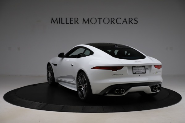 Used 2016 Jaguar F-TYPE R for sale $58,900 at Bentley Greenwich in Greenwich CT 06830 5