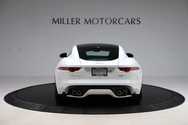 Used 2016 Jaguar F-TYPE R for sale $58,900 at Bentley Greenwich in Greenwich CT 06830 6