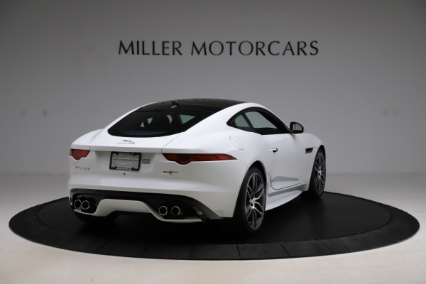 Used 2016 Jaguar F-TYPE R for sale $58,900 at Bentley Greenwich in Greenwich CT 06830 7